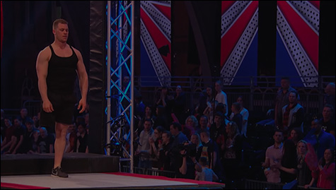 Ninja Warrior Video PLaceholder